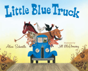 Little Blue Truck big book Cover Image