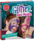 Make Your Own Glitter Face Mas Cover Image