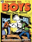 Calling All Boys #17 Cover Image