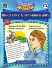 Biography & Autobiography, Grades 3-4 Cover Image