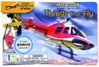 Things That Fly Board Book [With Planes] Cover Image
