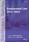 Blackstone's Statutes on Employment Law Cover Image