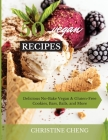 50 Vegan Recipes: Delicious No-Bake Vegan & Gluten-Free Cookies, Bars, Balls, and More Cover Image