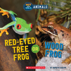 Red-Eyed Tree Frog or Wood Frog (Hot and Cold Animals) Cover Image