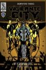 Vigilante City - The Villain's Guide, SURVIVE THIS!! OSR RPG Cover Image