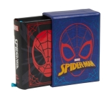 Marvel Comics: Spider-Man (Tiny Book): Quotes and Quips From Your Friendly Neighborhood Super Hero (Fits in the Palm of Your Hand, Stocking Stuffer, Novelty Geek Gift) Cover Image