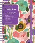 Posh: Deluxe Organizer 17-Month 2021-2022 Monthly/Weekly Planner Calendar: Painted Poppies Cover Image