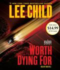 Worth Dying For: A Jack Reacher Novel Cover Image