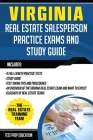 Virginia Real Estate Salesperson Practice Exams and Study Guide Cover Image