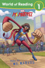 World of Reading This is Ms. Marvel Cover Image