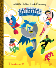 DC Super Friends Little Golden Book Treasury (DC Super Friends) Cover Image