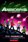 The Invasion (Animorphs Graphix #1) Cover Image