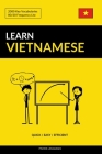 Learn Vietnamese - Quick / Easy / Efficient: 2000 Key Vocabularies Cover Image
