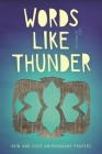 Words Like Thunder: New and Used Anishinaabe Prayers (Made in Michigan Writers) Cover Image