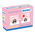 Jimmy Fallon Everything Is Mama Puzzle Pairs Cover Image