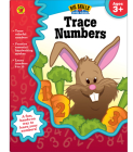 Trace Numbers, Ages 3 - 5 (Big Skills for Little Hands(r)) Cover Image
