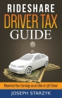 Rideshare Driver Tax Guide: Maximize Your Earnings as an Uber or Lyft Driver Cover Image