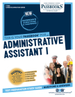 Administrative Assistant I (Career Examination Series #1848) Cover Image