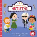 Mis primeros héroes: artistas / My First Heroes: Artists (MIS PRIMEROS HÉROES) Cover Image