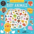 Super Sticker Activity: Baby Animals Cover Image