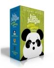The FunJungle Mystery Madness Collection: Panda-monium; Lion Down; Tyrannosaurus Wrecks Cover Image