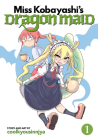 Miss Kobayashi's Dragon Maid, Volume 1 Cover Image
