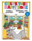 Color Your Happy Home Cover Image