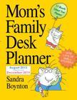 Mom's Family 2014 Desk Planner Cover Image