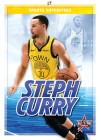 Steph Curry (Sports Superstars) Cover Image