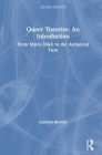 Queer Theories: An Introduction: From Mario Mieli to the Antisocial Turn Cover Image