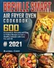 Breville Smart Air Fryer Oven Cookbook 2021 Cover Image