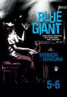 Blue Giant Omnibus Vols. 5-6 Cover Image