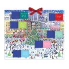 Michael Storrings Snowscape Advent Calendar Cover Image