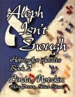 Aleph Isn't Enough (Introduction to Hebrew for Adults #2) Cover Image