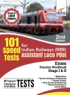 101 Speed Test for Indian Railways (RRB) Assistant Loco Pilot Exam Stage I & II - 2nd Edition Cover Image