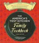 The America's Test Kitchen Family Cookbook: Cookware Rating Edition Cover Image