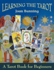 Learning the Tarot: A Tarot Book for Beginners Cover Image
