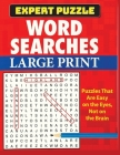 Word Search Puzzles Book: Large Print Activity Books for Adults Cover Image