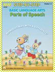 Step-By-Step Basic Language Arts: Usage and Parts of Speech Grades 1-2 Cover Image