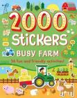 2000 Stickers Busy Farm: 36 Fun and Friendly Activities! Cover Image