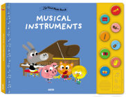 My First Music Book: Musical Instruments Cover Image
