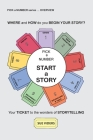 Pick a Number - Start a Story Cover Image