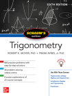 Schaum's Outline of Trigonometry (Schaum's Outlines) Cover Image