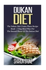 Dukan Diet: The Dukan Diet Cruise Phase Recipe Book - 7 Day Meal Plan For The Second Phase Of The Dukan Diet Cover Image