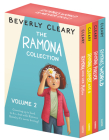 The Ramona Collection, Volume 2: Ramona and Her Mother; Ramona Quimby, Age 8; Ramona Forever; Ramona's World Cover Image