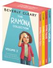 The Ramona 4-Book Collection, Volume 2: Ramona and Her Mother; Ramona Quimby, Age 8; Ramona Forever; Ramona's World Cover Image