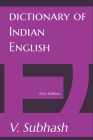 Dictionary Of Indian English Cover Image