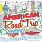 American Road Trip: Color Your Way to Calm from Coast to Coast Cover Image
