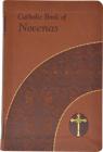 Catholic Book of Novenas: Large Print Cover Image