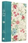 KJV Study Bible (Wildflower Bouquet) Cover Image